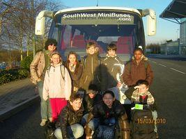 Voyage d'échange en Angleterre