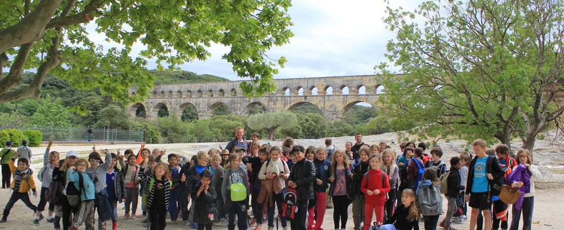 classe primaire bilingue à Montpellier