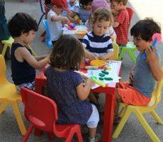 crèche maternnelle bilingue