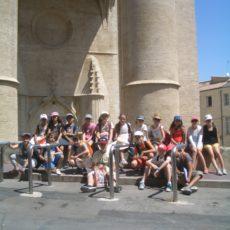 Visite de Nîmes